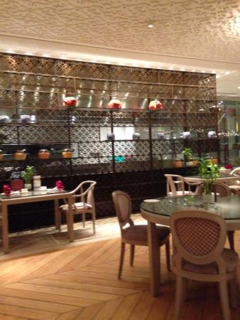 Restaurant chinois - Picture of InterContinental Saigon ...