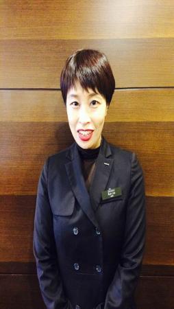 Lotte Hotel World: 이영희(클럽)