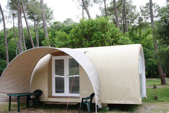 Camping Azu'rivage : Coco sweet