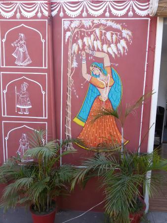Vinayak Guesthouse: 20160204_143233_large.jpg