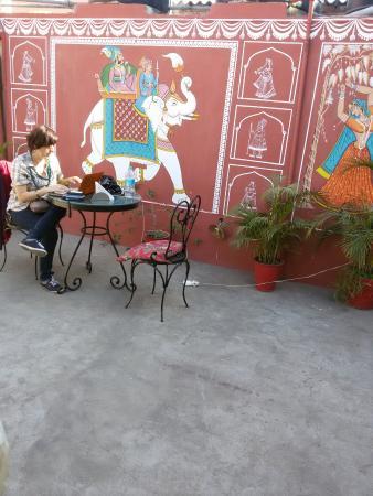 Vinayak Guesthouse: 20160204_143217_large.jpg
