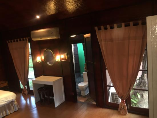 Tropical Garden Lounge Hotel: Club Bungalow
