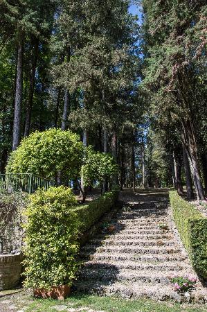 Ponte Pattoli, Italia: Il Castellaro Country House - Parco