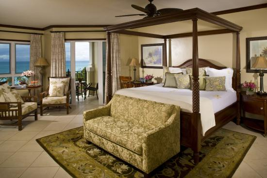 Sandals Grande Antigua Resort & Spa: Mediterranean Oceanview Grande Luxe Club Level Sui