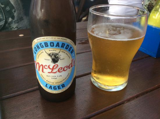 Mangonui, Neuseeland: Local lager