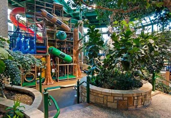 Edina, MN : Edinborough Park Playground