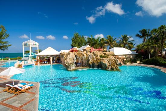 Beaches Turks & Caicos Resort Villages & Spa: Caribbean Village Pool