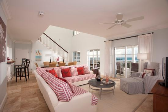 Key West Oceanview 2 Story 2 Bedroom Butler Suite - Picture of ...