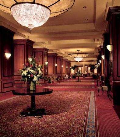 Marriott Salt Lake City City Center: Ballroom Pre-Function Area