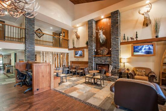 Comfort Inn at Thousand Hills: Lobby