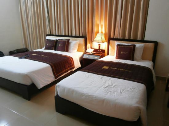 Duy Tan 2 Hotel: Espace