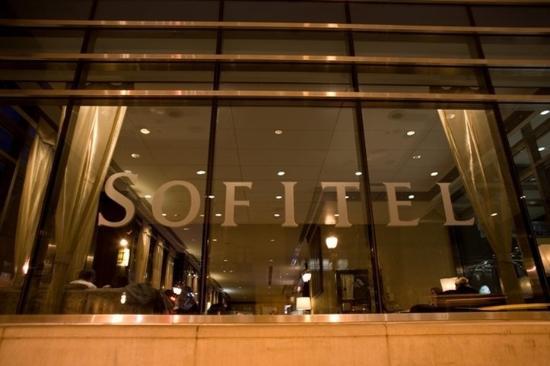 Sofitel Philadelphia Hotel: Sofitel Philadelphia Front