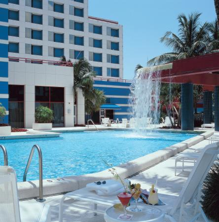 PULLMAN Miami Airport hotel: Outdoor Pool