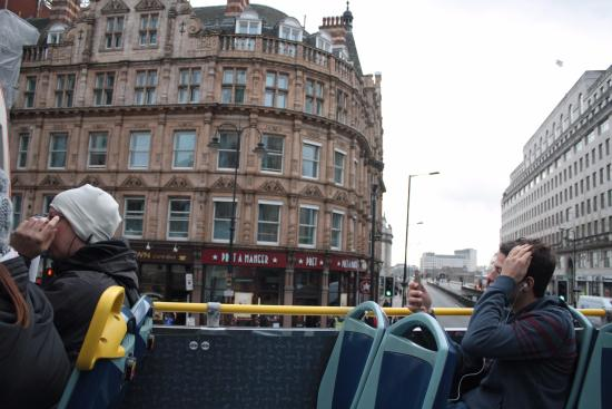 londres original london sightseeing tour: