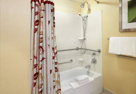 Homestead, Pensylwania: Accessible Bathroom