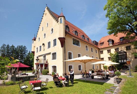 Hopferau, Германия: Schloss