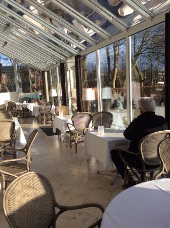 Haderslev, Danimarka: Restaurant
