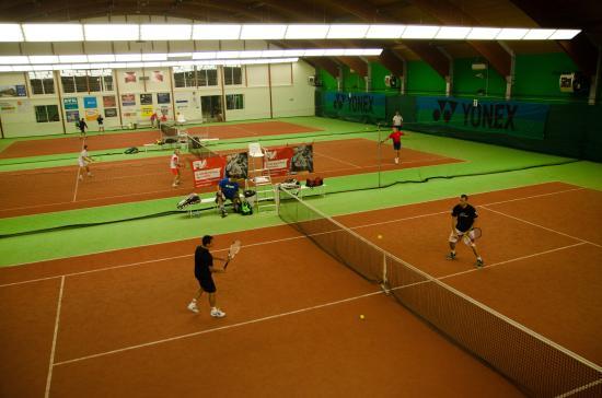 Wellness Hotel Step: Tennis