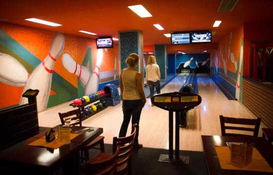 Wellness Hotel Step: Bowling