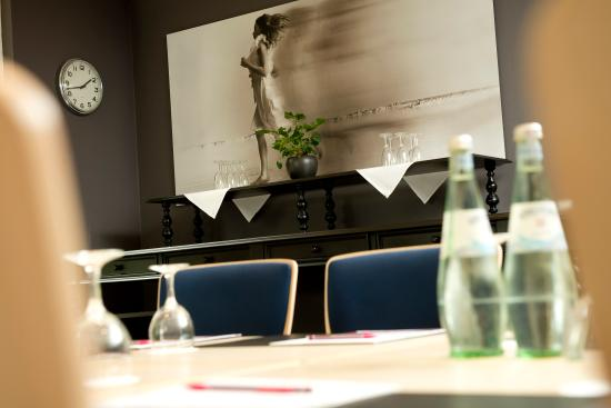 Park Hotel Hamburg Arena: Meeting room