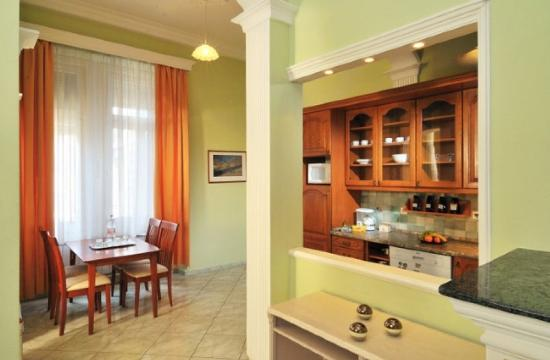 Baross City Hotel: Two Bedroom Apartment