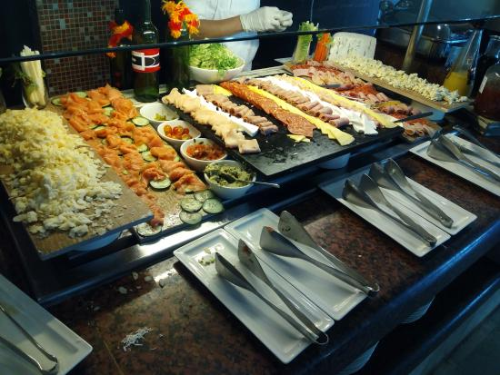 arrecifes breakfast cold buffet picture of sensimar resort rh tripadvisor com