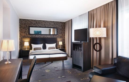 Park Hotel am Berliner Tor: Superior room