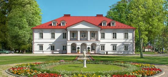 Паневежис, Литва: Main building