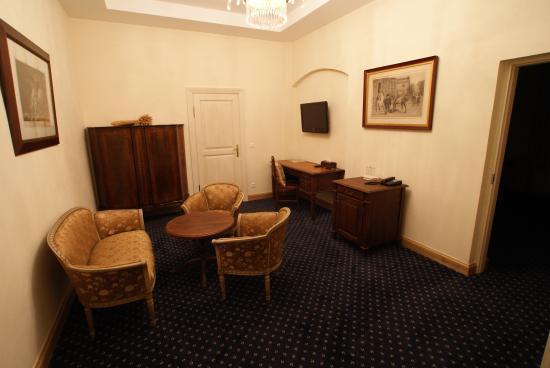 Паневежис, Литва: Lux room