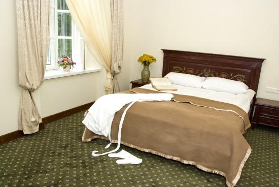 Паневежис, Литва: Deluxe double room