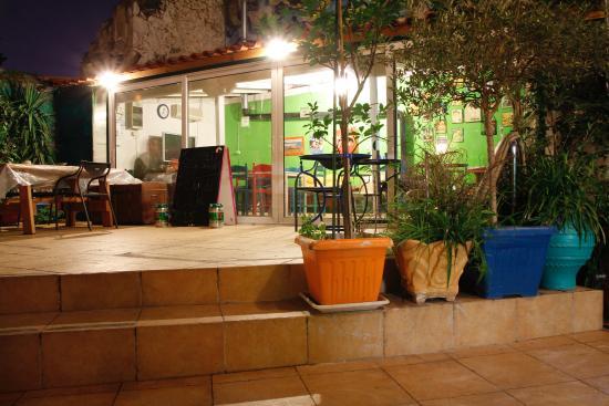 Hotel Dioskouros: Jadłodajnia
