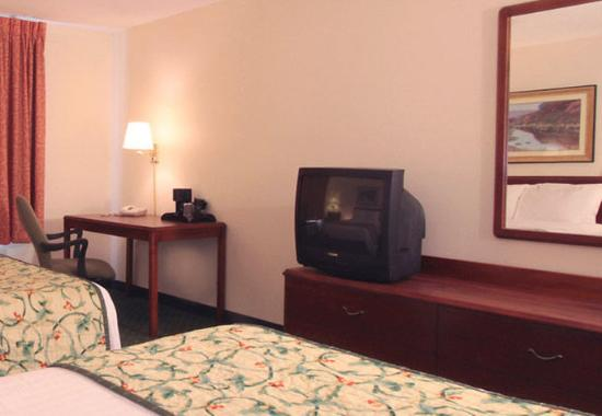 Jeffersonville, Indiana: Double/Double Guest Room