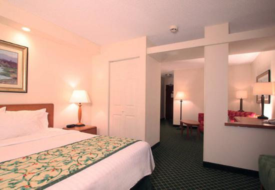 Jeffersonville, IN: Executive King Suite
