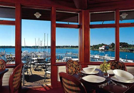 New Castle, Nueva Hampshire: Restaurant