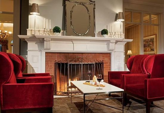 New Castle, Nueva Hampshire: SALT Kitchen & Bar - Fireside Dining
