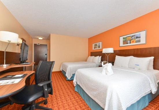 Smyrna, TN: Double/Double Guest Room