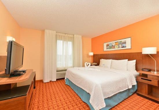 Smyrna, TN: Executive King Suite – Sleeping Area