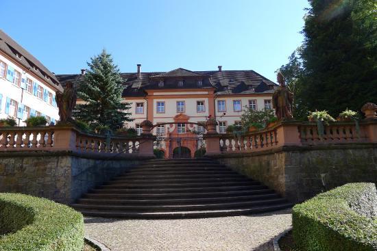 Münstertal, Deutschland: Gartenanlage