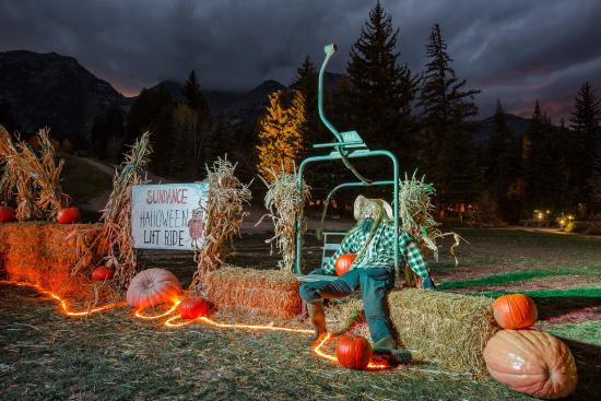 Halloween at Sundance