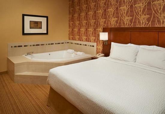 Utica, MI: King Spa Suite