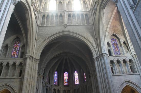 洛桑大教堂照片