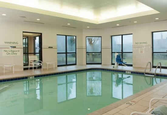 Gastonia, Carolina del Norte: Indoor Pool