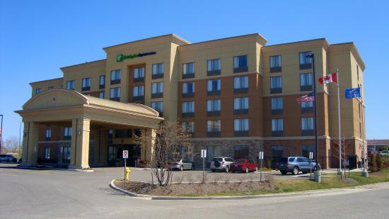 Holiday Inn Express Hotel & Suites North Bay: Welcome