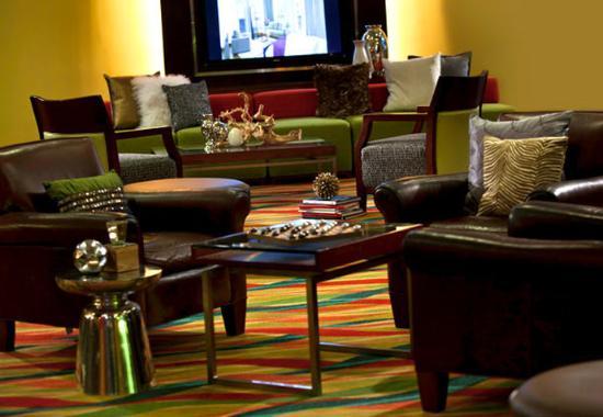 Renaissance Nashville Hotel: Lobby Seating Area