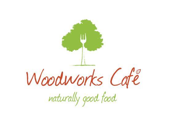 Mold, UK: Woodworks Cafe Logo