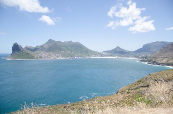 Западно-Капская провинция, Южная Африка: Atlantic Coast view from Chapman's Peak Drive