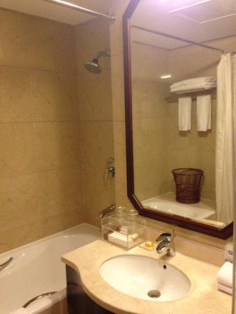 Taixing, China: Vista Banheiro