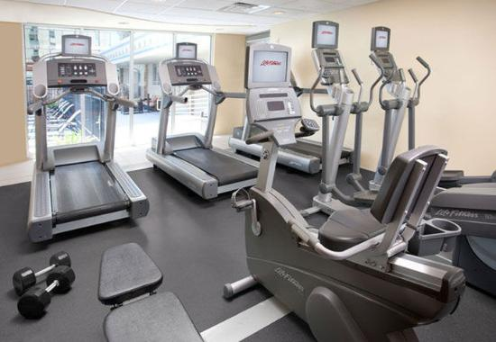 Courtyard by Marriott Fort Worth Downtown/Blackstone: Fitness Center
