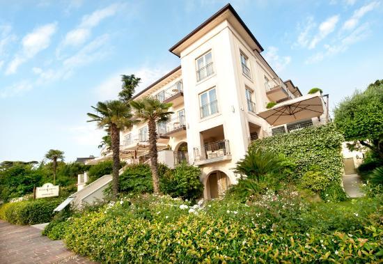 Villa Rosa Hotel : Facciata esterna