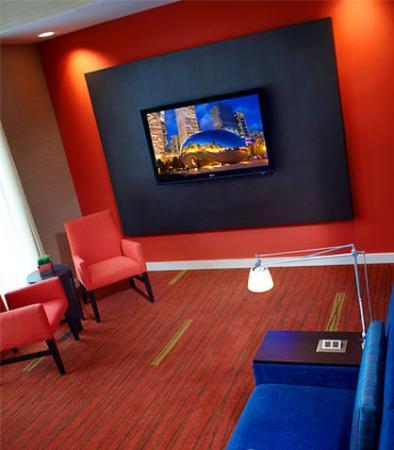 โอกบรูคเทอร์เรซ, อิลลินอยส์: TV Lounge